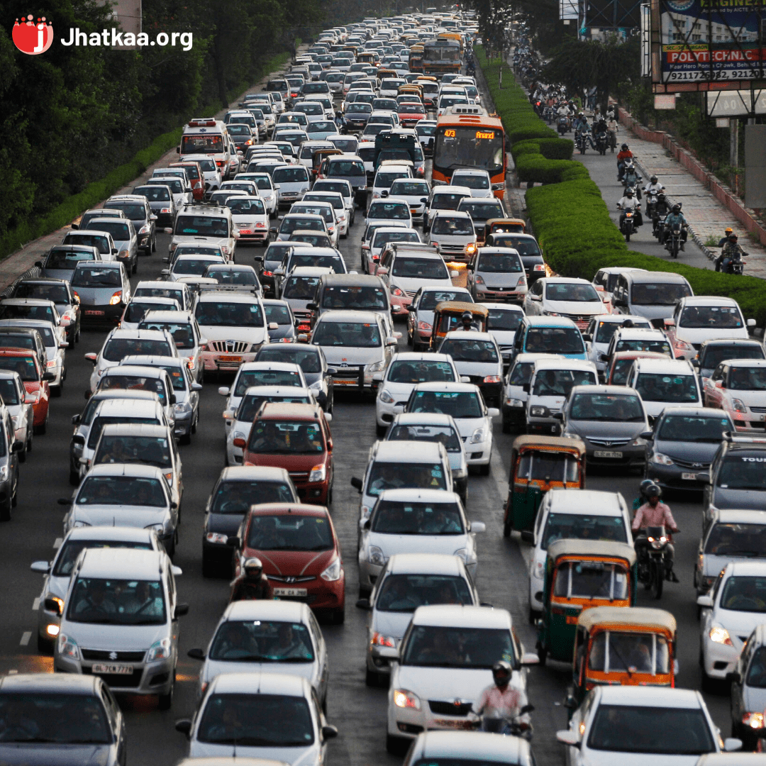 Implement parking without any delay in Bangalore - Nimisha Agarwal