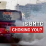 Electric buses in Bangalore