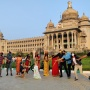 Clean Up Drive Vidhana Soudha