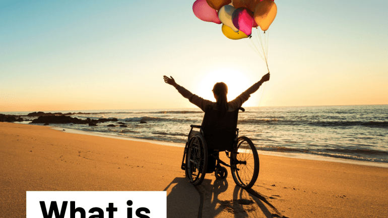 What is disabled joy?