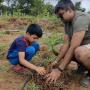 Oct update: Kommasandra Planting Drive